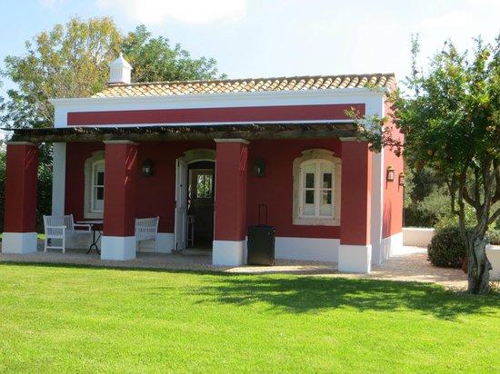 Quinta da Cebola Vermelha: Häuschen