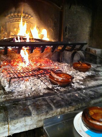 SARL Le Cathare: The sausages for our cassoulet