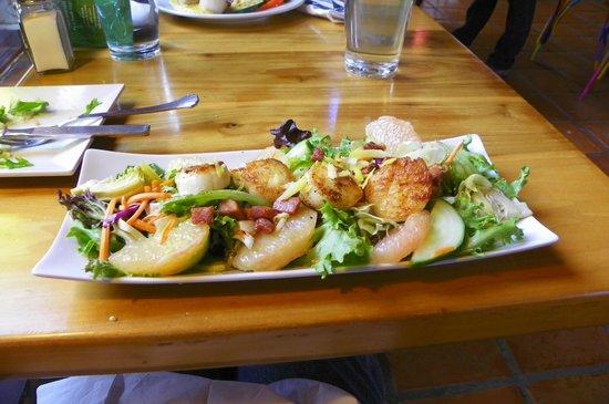 Twisted Sistas' Cafe : Delicious!