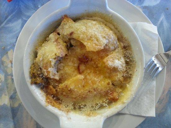 Monte Crocione : polenta uncia