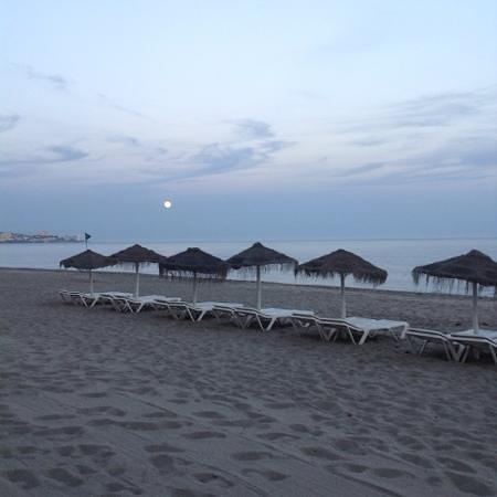 Chiringuito Oasis: Muy bonito y romantico...