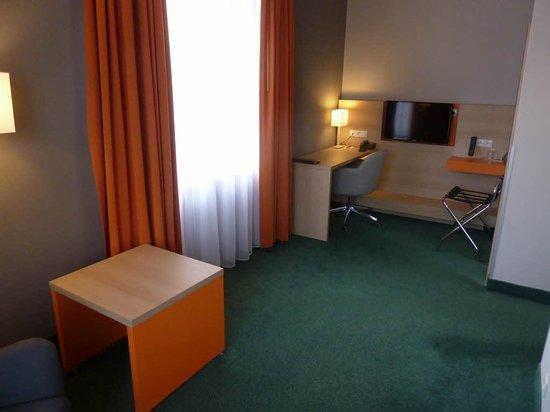 MDM Hotel : Bedroom