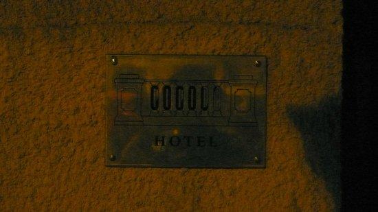 Gogol Hotel: Interno: scala di collegamento