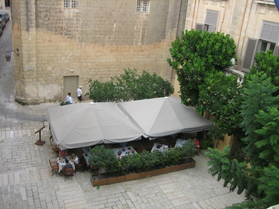 Trattoria 1530: From rooftop of Xara Palace