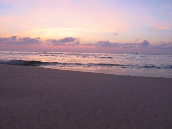 Samui Paradise Chaweng Beach Resort: Sonnenaufgang