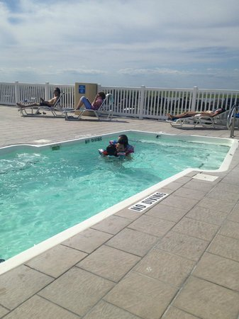 La Sammana Resort: rooftop pool