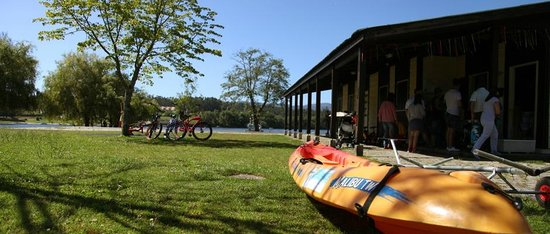 Hotel Minho: Kayak Vila Nova de Cerveira