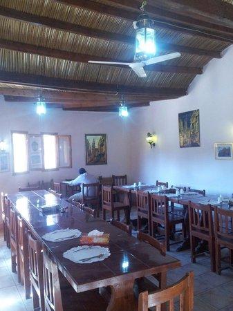 El-Beshmo Lodge Hotel: The restaurant
