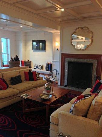 West Street Hotel : Lobby