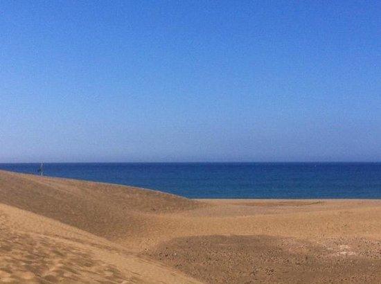 Sheraton Gran Canaria Salobre Golf Resort: sandunes
