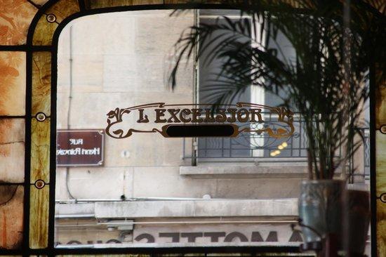 L'Excelsior : salle