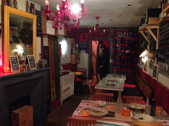 Bacaretto: Upstairs