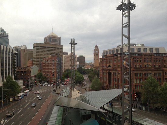 Mercure Sydney : View from window