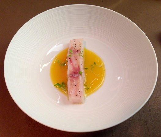 Sa-Qua-Na : Mackerel dish