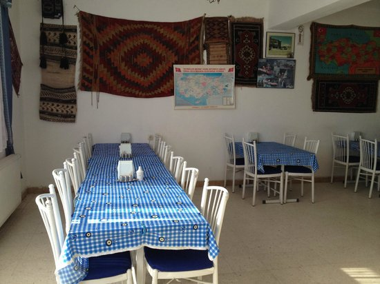 Akar Motel-Pansion : Dining/Breakfast Room