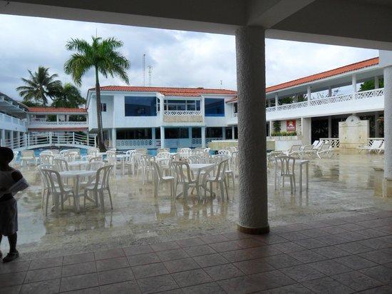 Hotel Beach House Playa Dorada: 7