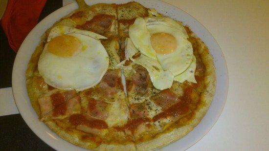 Ristorante Il Pensiero: pizza go home!!!