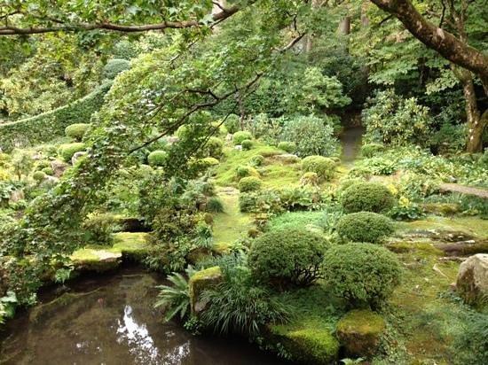 Shorinin: ohara temple garden
