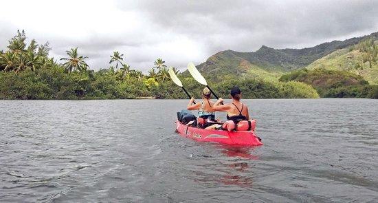 Wailua Kayak & Canoe
