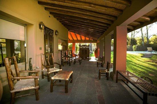 Galer a criolla casa del jard n picture of casa la for Casa jardin hotel