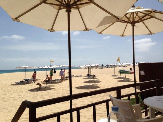 Hotel Morabeza : Der Beach Club