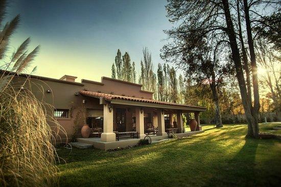 Casa La Galeana Hotel & Cavas : Casa del Jardin