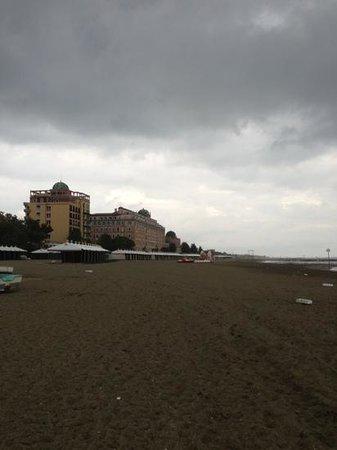 Hotel Excelsior : strand