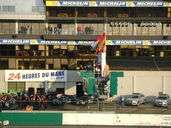 Circuit des 24 Heures : Racetrack, Le Mans, Francia.