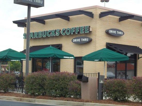 Starbucks Milledgeville Ga Picture Of Starbucks Milledgeville