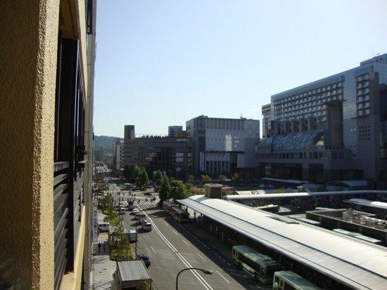 Matsumoto Ryokan : The Kyoto Station