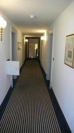Der Furstenhof: corridoio