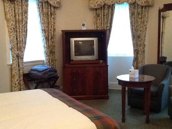 BEST WESTERN Cartland Bridge Hotel: View of Tower Room