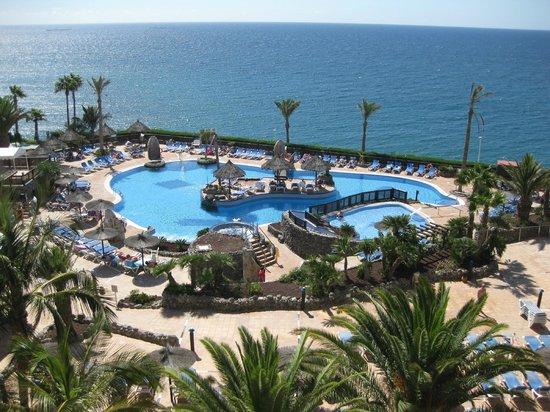 Piscina picture of bluebay beach club san agustin for Piscinas san agustin burgos