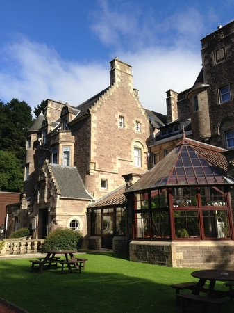BEST WESTERN Cartland Bridge Hotel: Conservatory