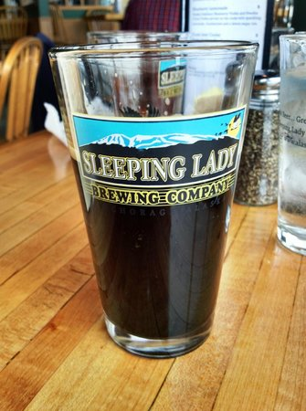 Snow Goose Restaurant: Sleeping Lady Brewing Company at the Snow Goose