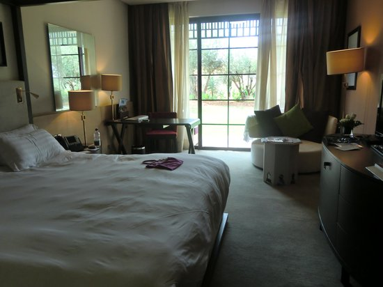 Hotel Du Golf: Large room