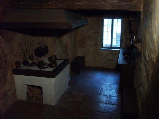 Mozart's Birthplace : inside