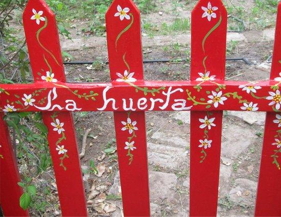 Posta Benegas: Huerta
