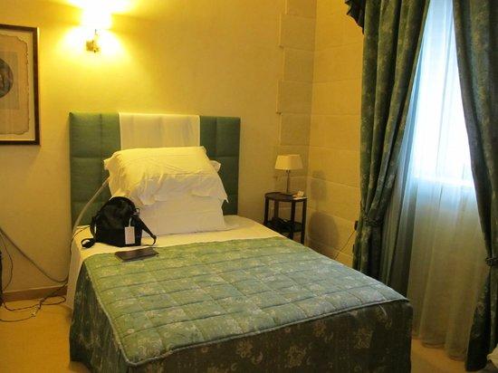 Domus Mariae Benessere: Comfortable rooms