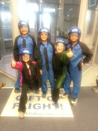 iFLY: Ready to fly