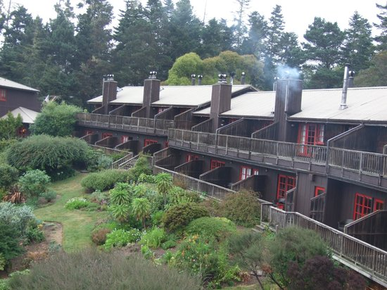Stanford Inn by the Sea: Main lodge