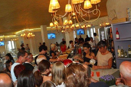 Blu River: Inaugurazione ristorante!