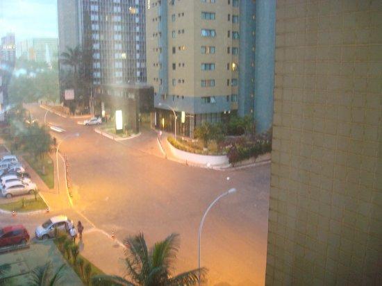 Comfort Suites Brasília : Bonita vista da janela