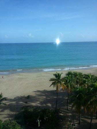 San Juan Water & Beach Club Hotel: view from room