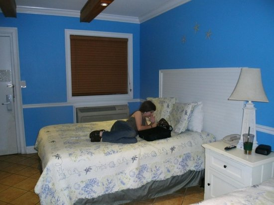 Sea & Breeze Hotel : Sea and Breeze hotel room