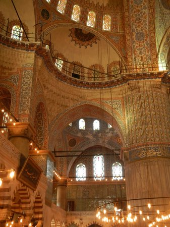 Kybele Hotel: The Blue Mosque:  Nearby Attraction
