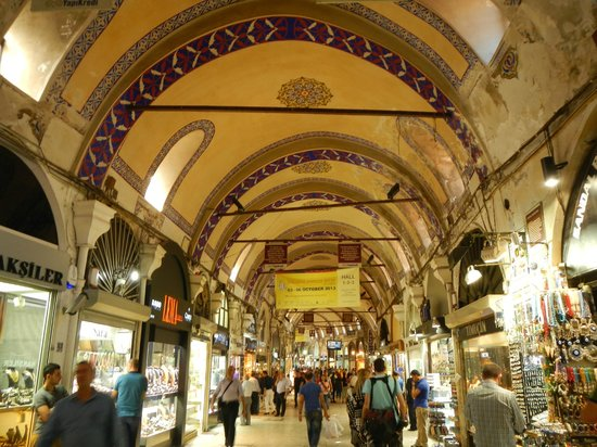 Kybele Hotel: The Grand Bazaar:  Nearby Attraction