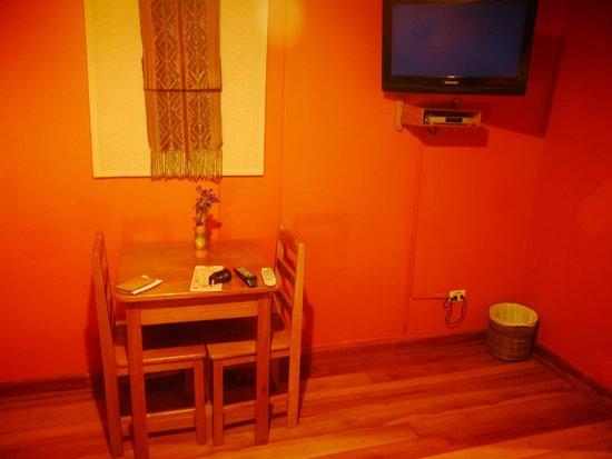 Pakaritampu Hotel: Clean room