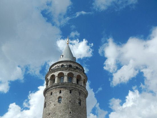 Kybele Hotel: The Galata Tower:  Nearby Attraction
