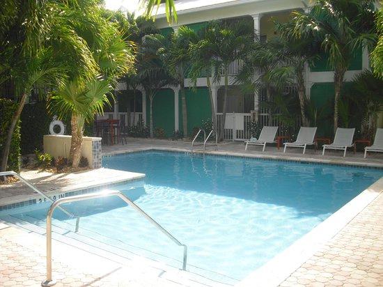 Almond Tree Inn: The pool